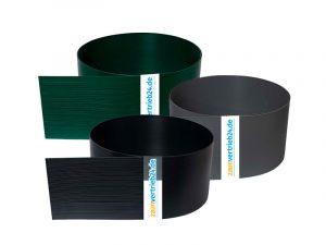 Sichtschutz, grün, grau, schwarz